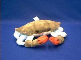 blue crab plush stuffed animal