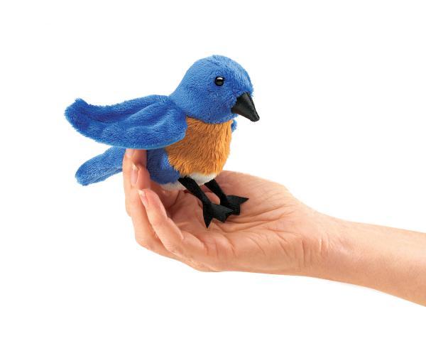 Bluebird Fiinger Puppet