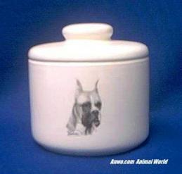 boxer jar porcelain