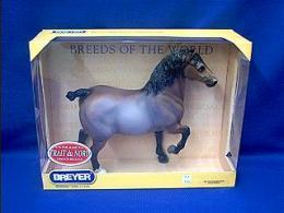 breyer horse trait du nord