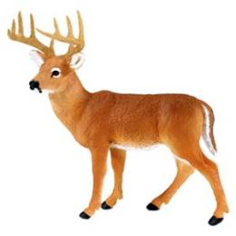 buck deer toy miniature safari