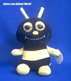 bumble bee plush stuffed animal toy