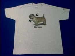 cairn terrier t shirt