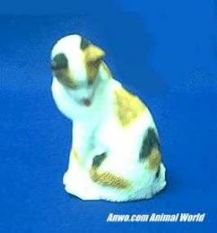 calico cat figurine sandicast ss4110