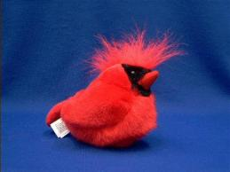 cardinal stuffed animal plush