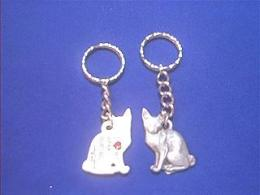 cat keychain japanese bobtail