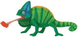 chameleon toy
