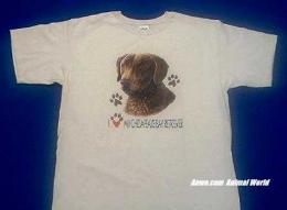 chesapeake bay retriever t shirt
