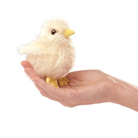 Chick Finger Puppet