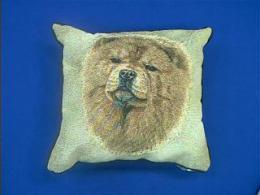 chow chow pillow