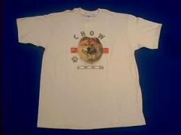 chow chow t shirt