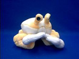 ghost crab plush stuffed animal
