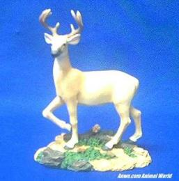deer figurine buck westland