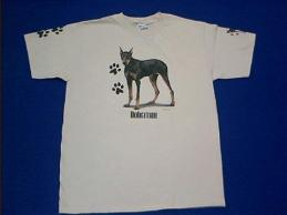 doberman t shirt