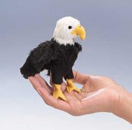 eagle finger puppet folkmanis