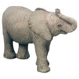 african elephant figurine small size