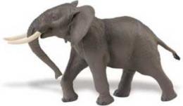 elephant toy african bull miniature