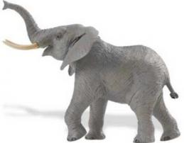 elephant toy figurine wildlife wonder