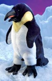 emperor penguin puppet folkmanis