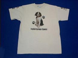 english springer t shirt