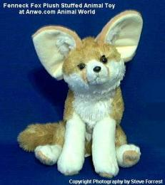 fenneck fox plush stuffed animal toy cuddlekins