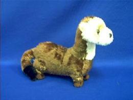 ferret plush stuffed animal toy