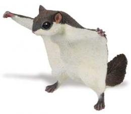 flying squirrel toy replica