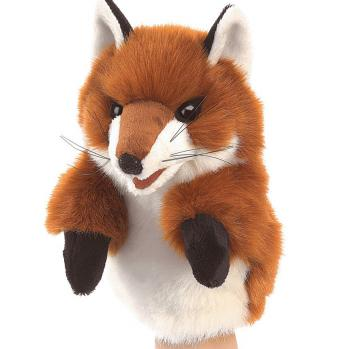 Fox Puppet Small
