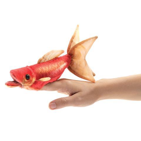 Goldfish Finger Puppet