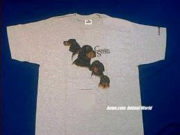 gordon setter t shirt collage