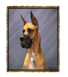 great dane blanket throw USA