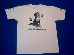 greater swiss mountain dog shirt