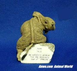 herd elephant figurine mali 1998