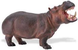 hippo toy large wildlife wonders