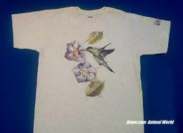 hummingbird t shirt usa