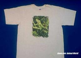 iguana t shirt usa