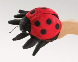 ladybug puppet folkmanis