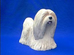 lhasa apso figurine