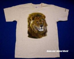 lion t shirt usa