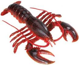 lobster toy miniature