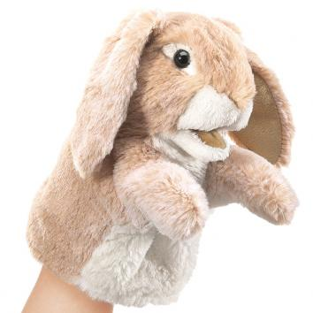 Lop Ear Rabbit Puppet Small
