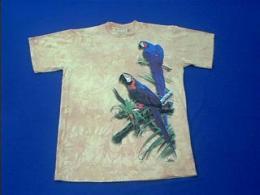 macaw t shirt