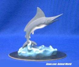 marlin figurine statue