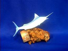 marlin figurine