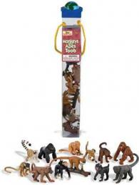 monkey toy tube ape safari