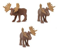 moose toy mini good luck miniature