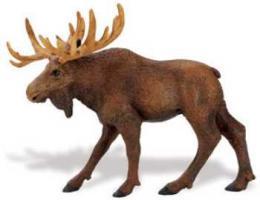 moose toy animal safari