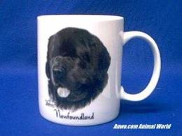 newfoundland mug porcelain