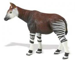 okapi toy miniature wildlife wonders safari