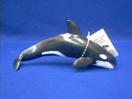 orca killer whale toy